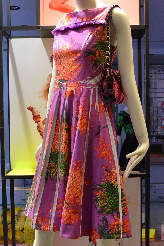 Blumarine Dress Spring/Summer 2012