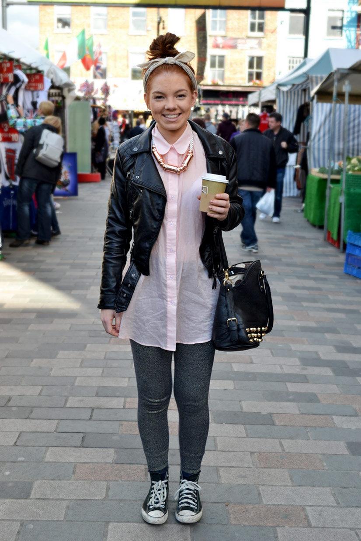 London Street Girls The Image Kid Has It