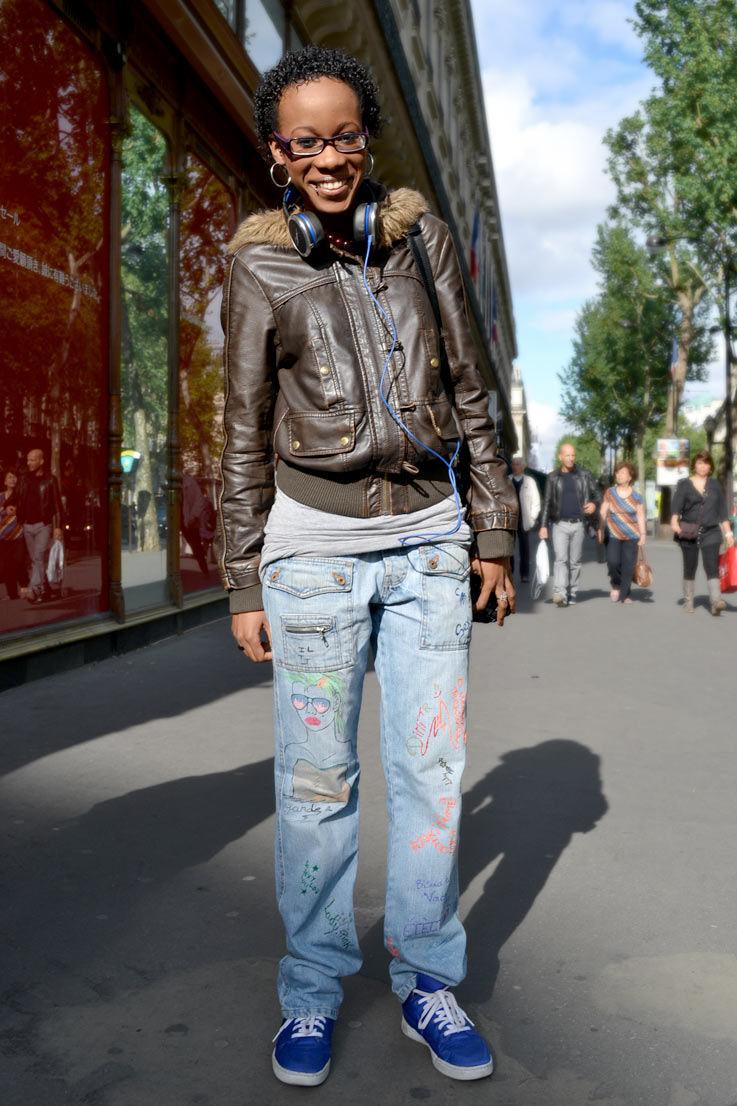 Morgan on Rue Auber