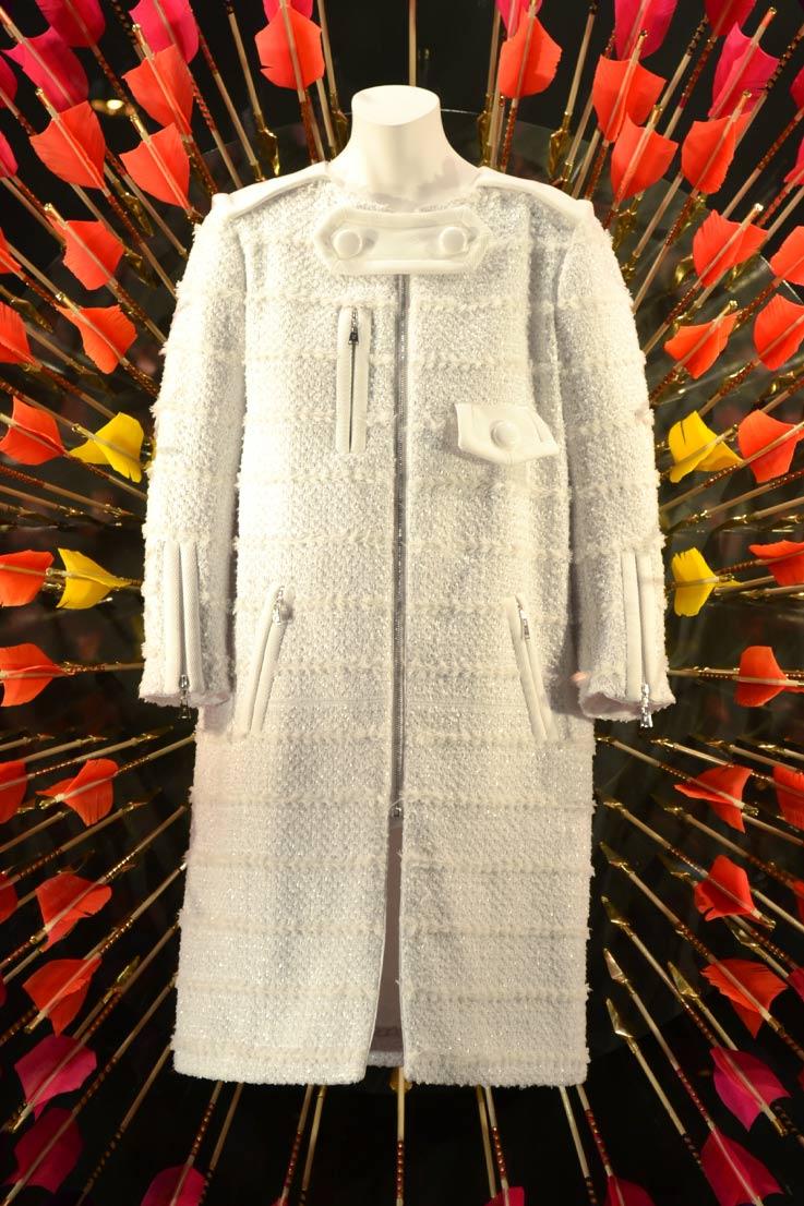 Louis Vuitton Coat Summer 2012