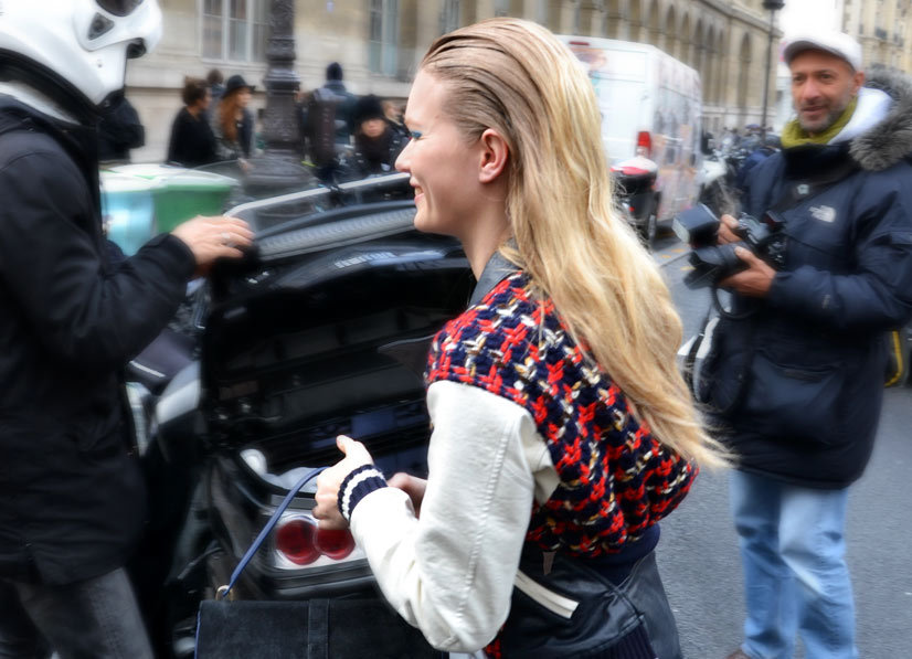 Ana - She's major! Paris 2014, This Is Hype - We hate Fashion, but we love the People who wear it!