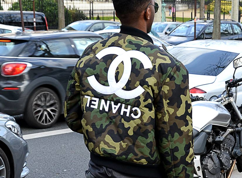 Arnold on Avenue du Président Wilson, Paris 2016, This is Hype - We hate Fashion, but we love the People who wear it!