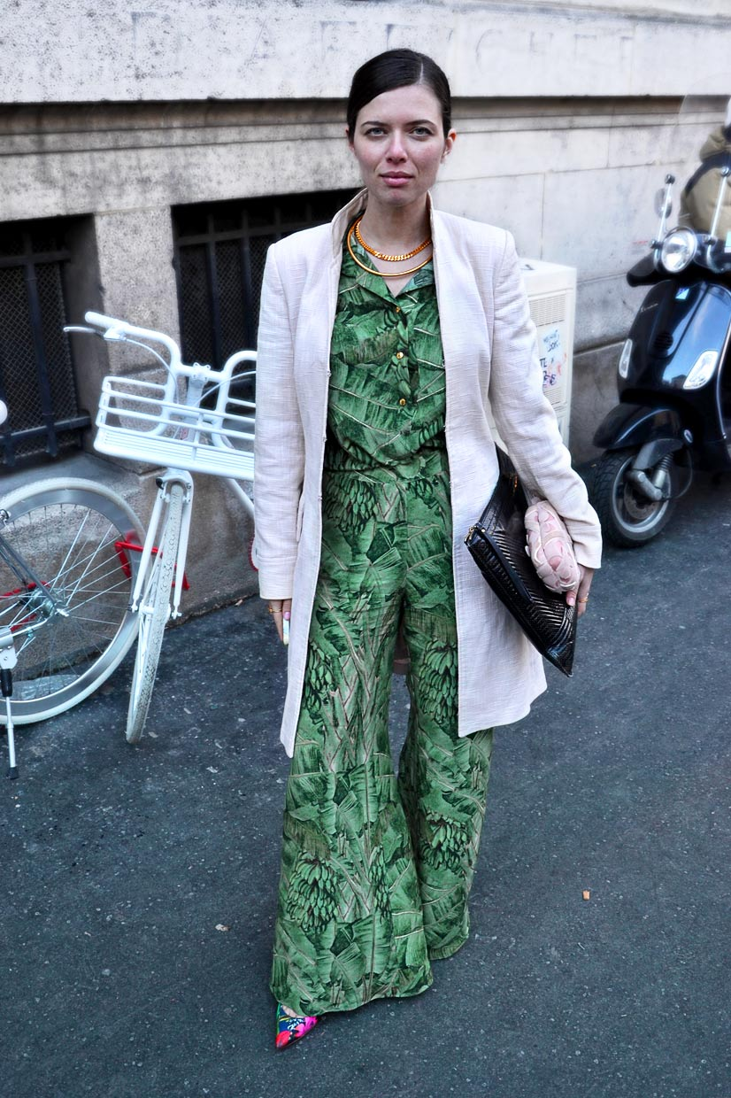 Catherine on Rue de l'École de Médecine, Paris 2016, This Is Hype - We hate Fashion, but we love the People who wear it!