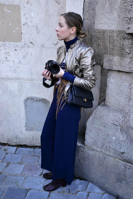 Daniela on Rue de l'École de Médecine, Paris 2015, This Is Hype - We hate Fashion, but we love the People who wear it!