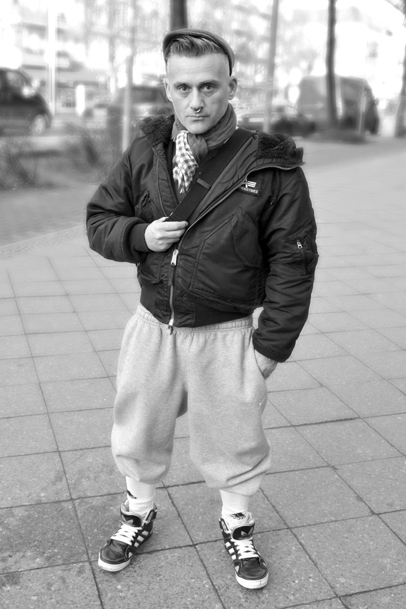 David on Prenzlauer Allee, Berlin 2014, This Is Hype - We hate Fashion, but we love the People who wear it!