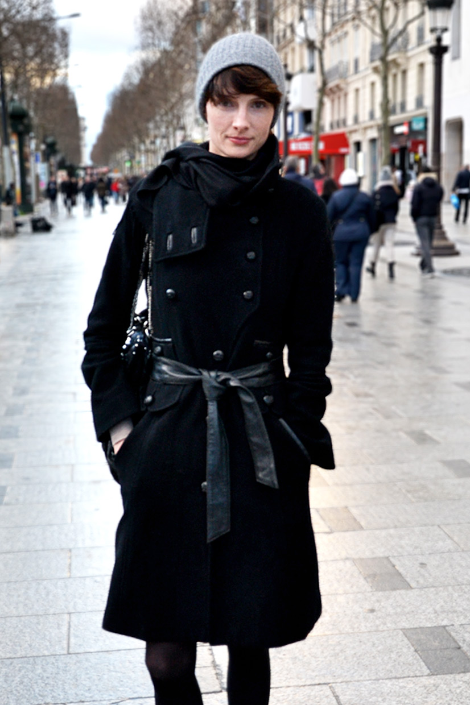 Elody on Avenue des Champs-Élysées, Paris 2015, This Is Hype - We hate Fashion, but we love the People who wear it!