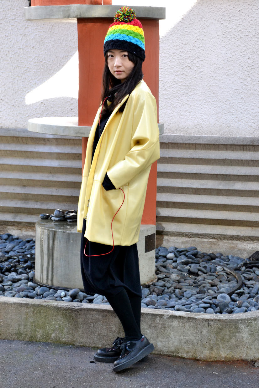 Fanfan on Rue Mallet-Stevens, Paris 2014, This Is hype - We hate Fashion, but we love the People who wear it!