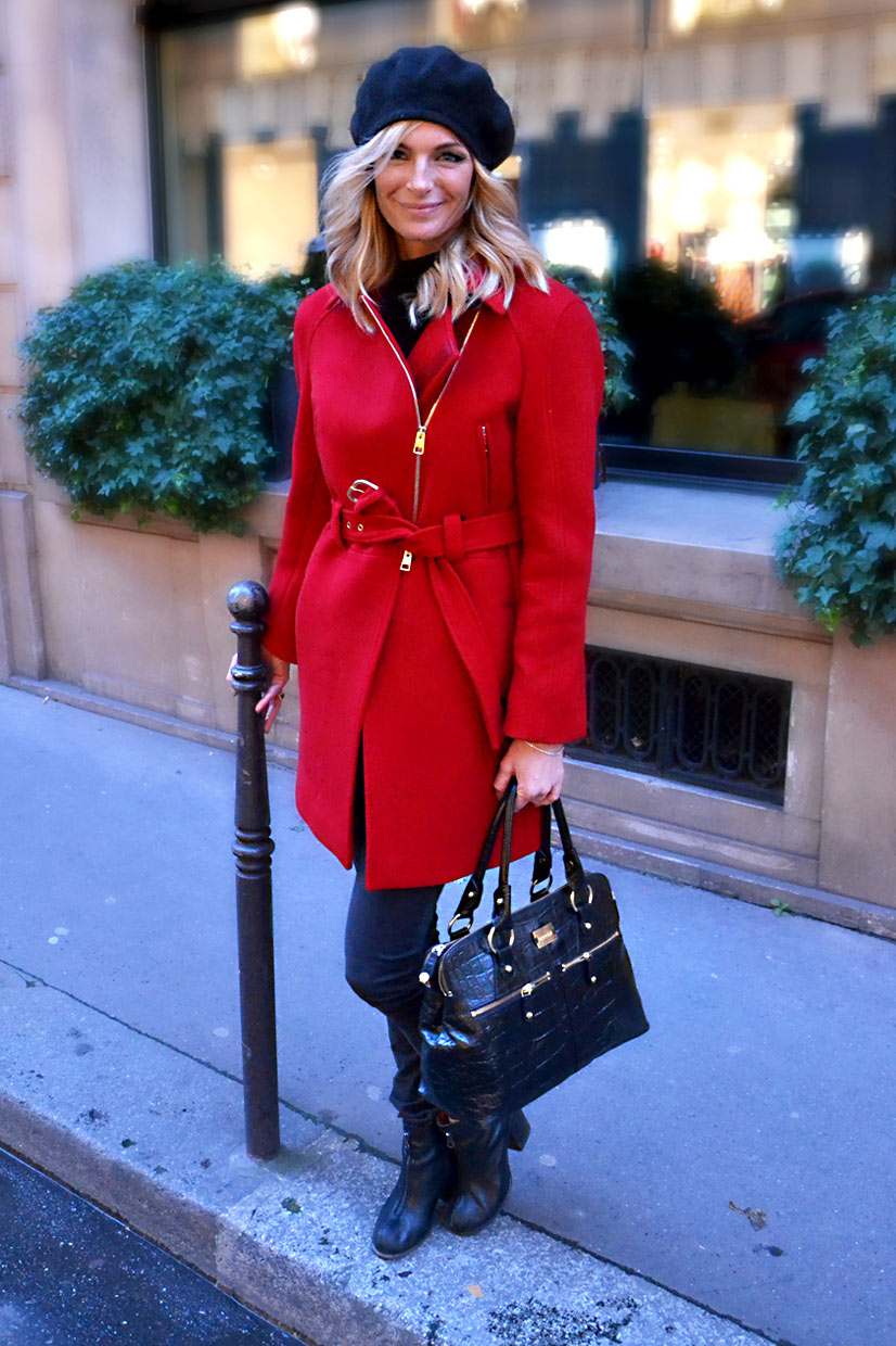 Katherine on Rue d'Alger, Paris 2015, This Is Hype - We hate Fashion, but we love the People who wear it!
