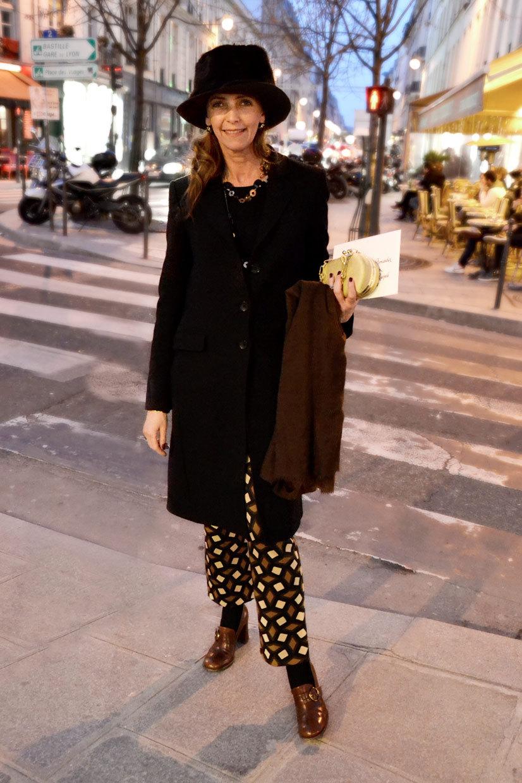 Katya Fernandez on Rue de Turrene, Paris 2013, Hype Profile // Paris Katya Fernandez