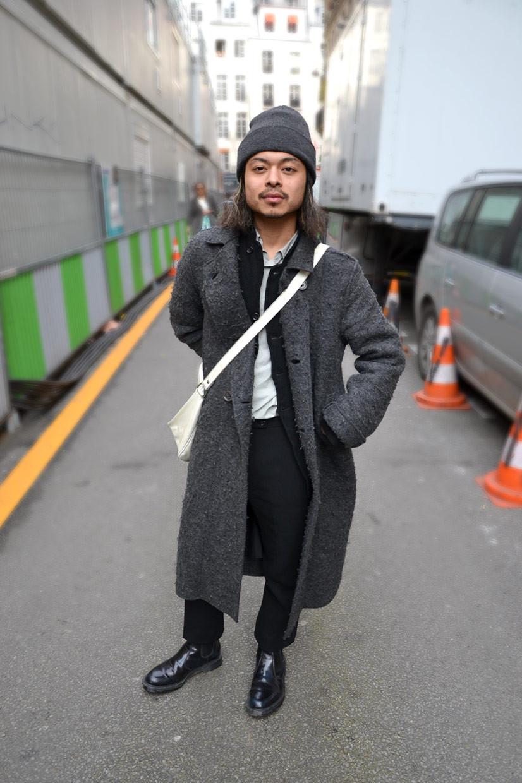 Street Hype // Paris Keisuke
