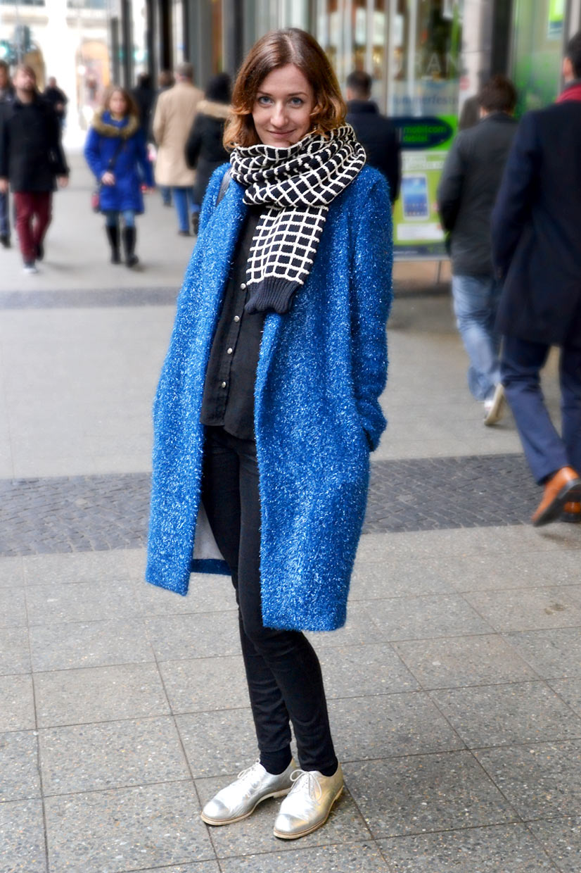 Lena on Friedrichstraße, Berlin 2014, This Is Hype 2014 - We hate Fashion, but we love the People who wear it!