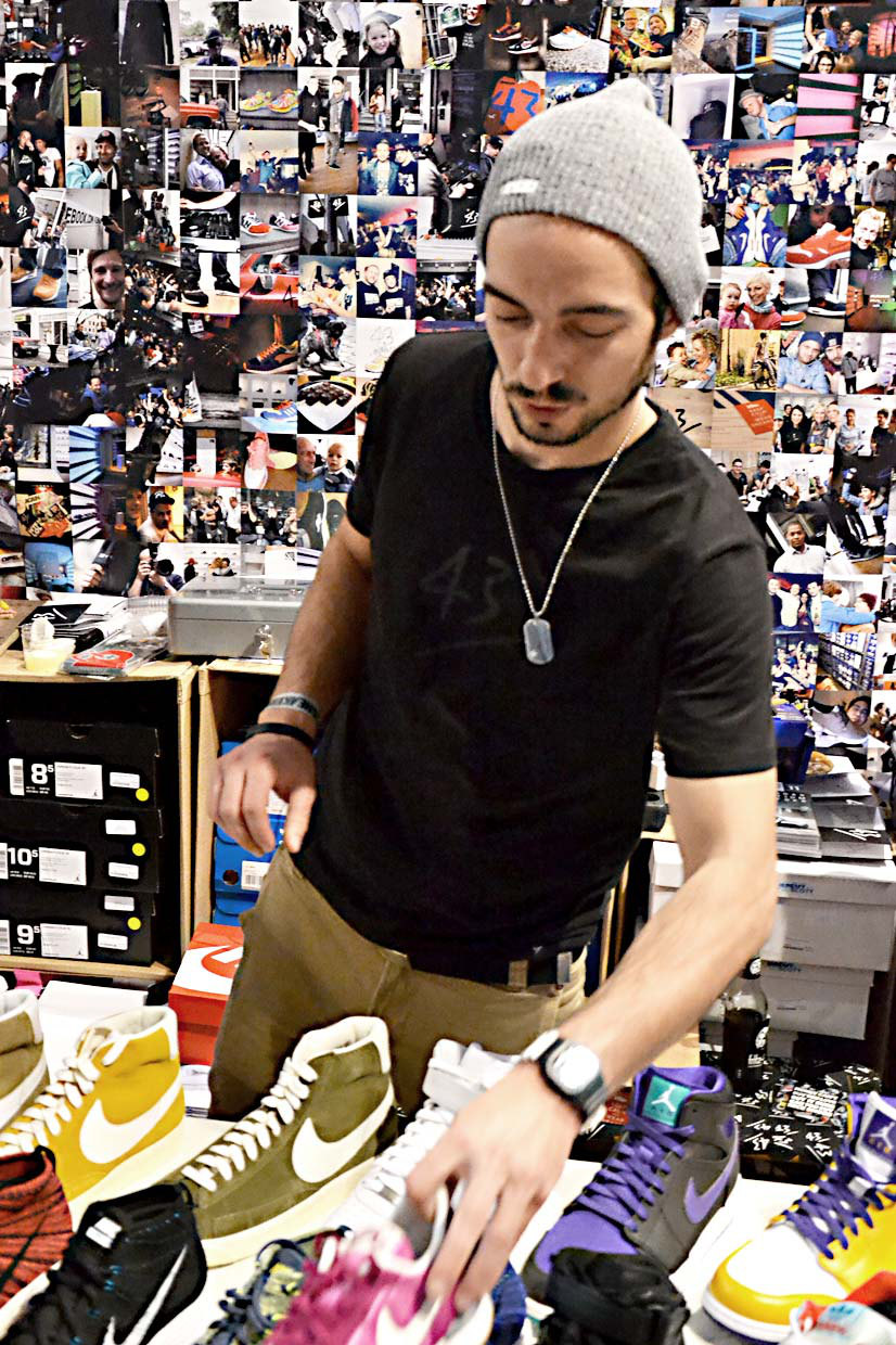 Perle at Cologne Sneakerness 2013, Cologne 2013, This Is Hype