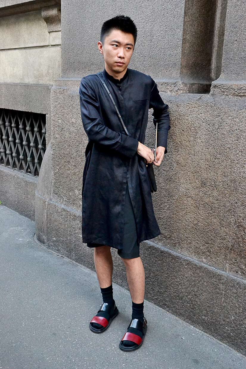 Yuan on Corso Venezia, Milan 2016, This Is Hype - We hate Fashion, but we love the People who wear it!